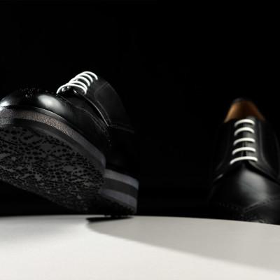fotografia di scarpe uomo still-life