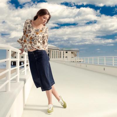 Catalogo advertising scarpe Nogs primavera-estate 2016