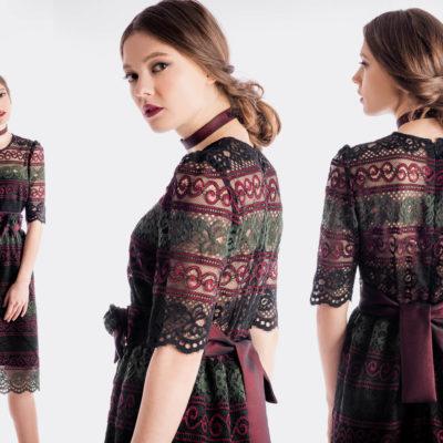 Lookbook abbigliamento Abbati 2019