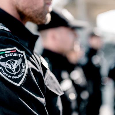 Foto aziendali FiFa Security
