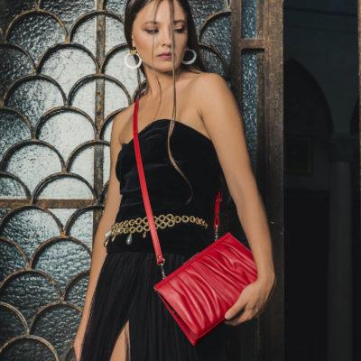 Servizio fotografico borse donna Zamponi